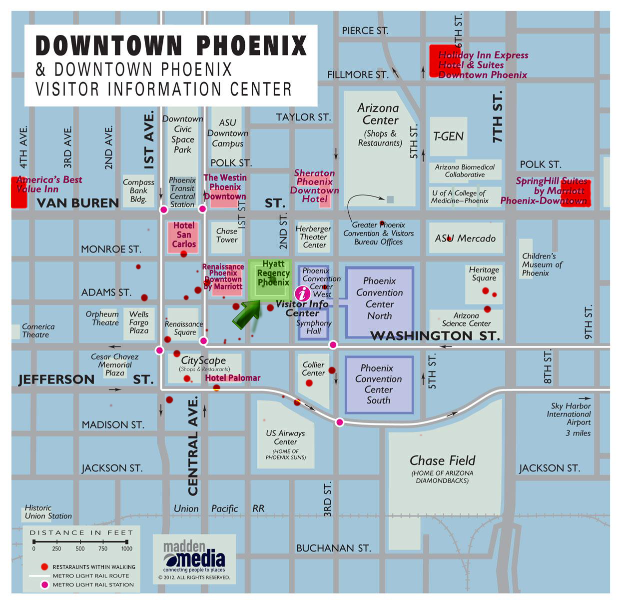 Phoenix map pdf afputra accommodations amp city of phoenix lsst sciox Image collections