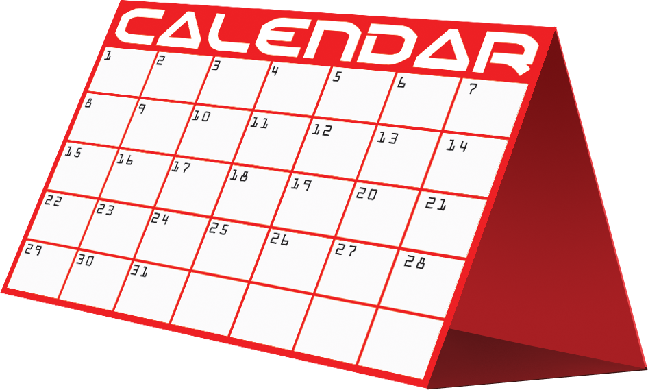 Project Calendar Reformatted   project.lsst.org